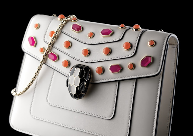 Bulgari's Scaglie Beads Serpenti For SS17
