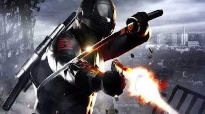 Snake Eyes: G.I. Joe Origins First Look