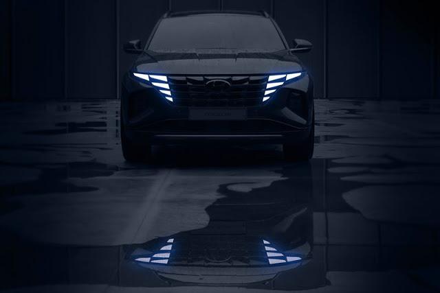 All-New Hyundai Tucson Adds Revolutionary Redesign