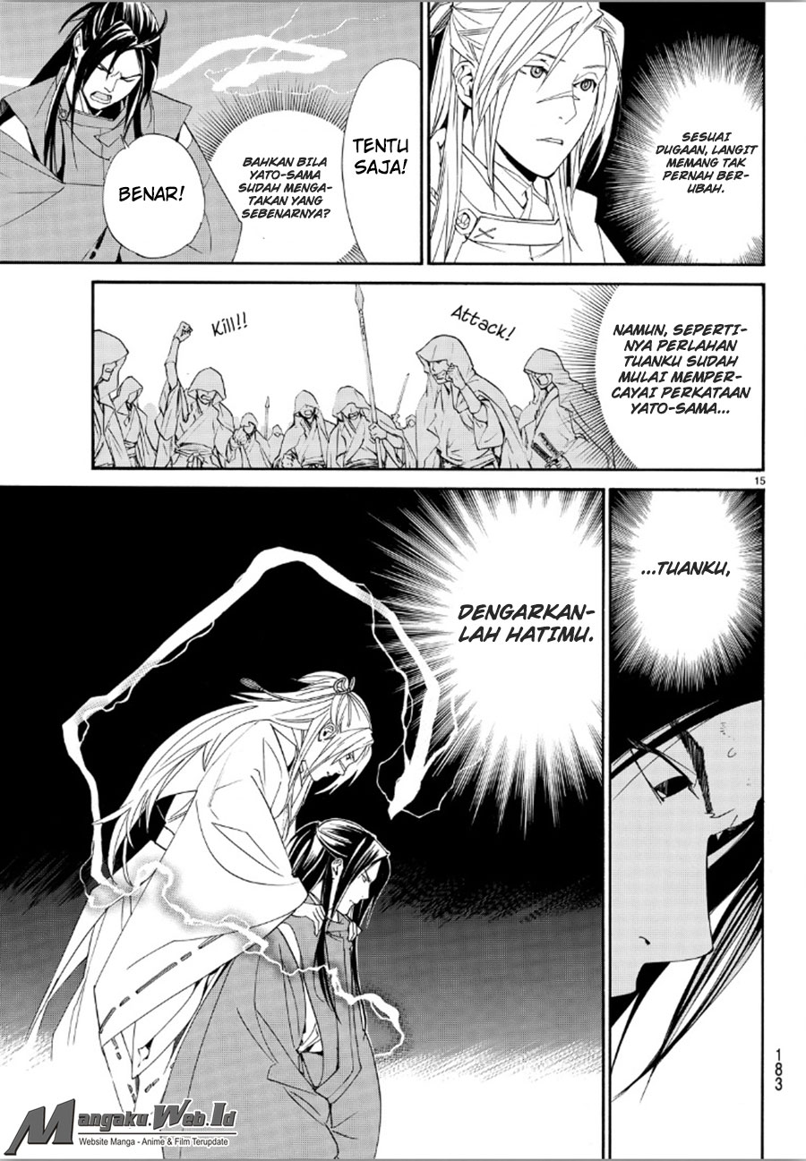 Noragami Chapter 69-15