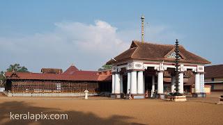 Vaikom Mahadeva Temple, Kottayam
