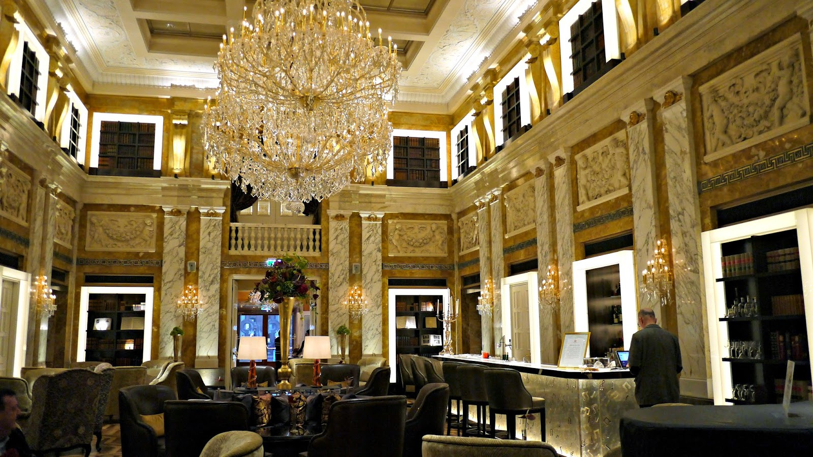 Hotel Imperial 1873 HalleNsalon bar