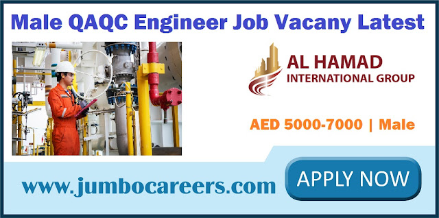 QAQC Engineer Job