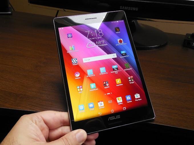 Sorteio do Tablet ASUS ZenPad 8.0