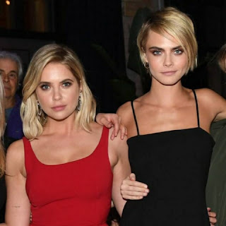 Cara Delevingne and Ashley Benson Break Up After Almost 2 Years Together