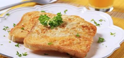 Bombay Toast Appetizer