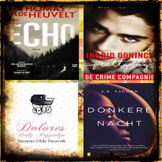 Thomas Olde Heuvelt, Ingrid oonincx, SK Vaughn, LS, Crime Compagnie