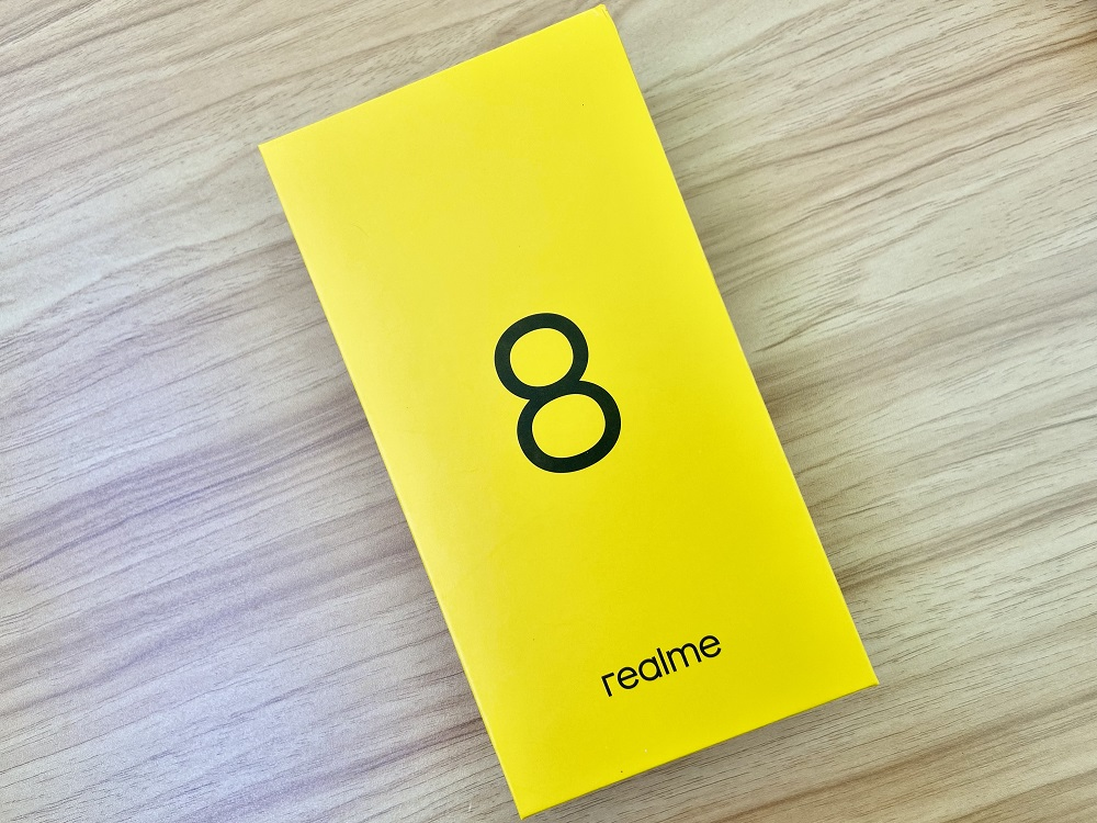 realme 8 Full Review