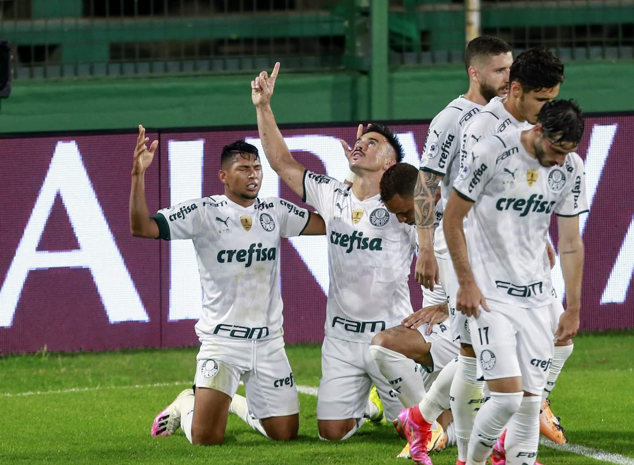 Defensa cayó ante el oportunismo de Palmeiras en la ida de Recopa Sudamericana