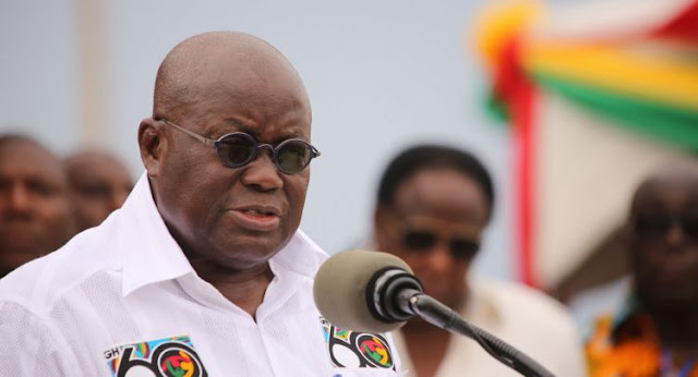 I'll crush armed robbers - President Akufo-Addo [Video]