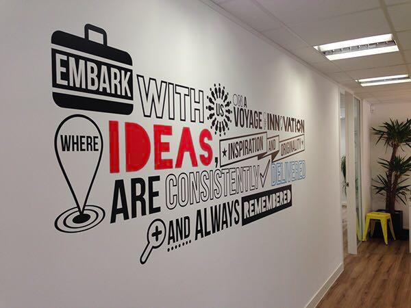 Desain lukisan dinding cafe paling keren mural cafe for Mural untuk cafe