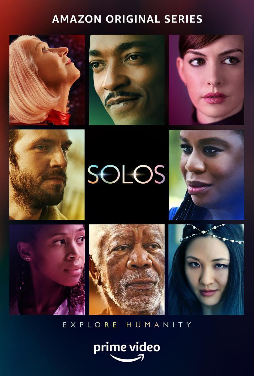 Solos Temporada 1 Dual Latino/Ingles 1080p
