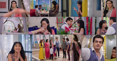 "Yeh Rishta Kya Kehlata Hai Episode 10th September 2019 Written Update ""Kartik Knows Naira is Keeping Fast for Him""."
