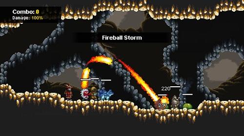Monster Sanctuary Gameplay