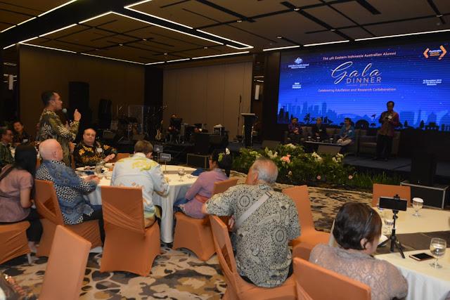 The 4th Eastern Indonesia Australia Alumni, Diharap Jadi Momentum Bangkitnya Sektor Kepariwisataan Sinjai
