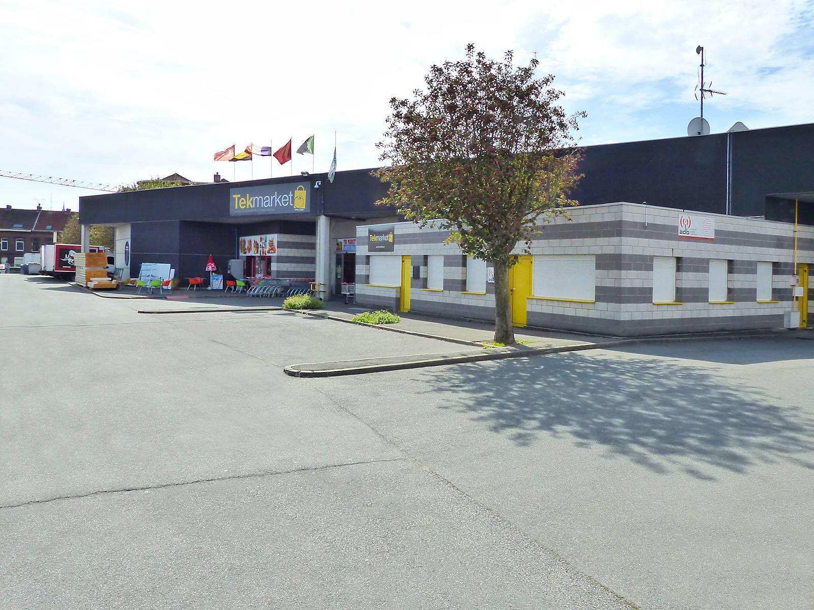 Parking Tek Market, Tourcoing