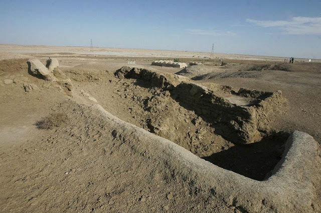 Iranian, Italian archaeologists to reconstruct natural landscape of Burnt City