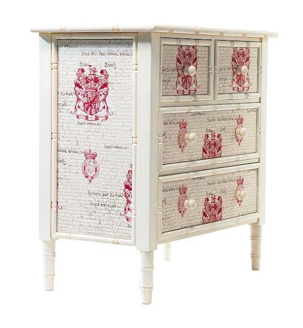 Decora tu vida diy convertir lo viejo en nuevo - Ideas para reciclar muebles viejos ...