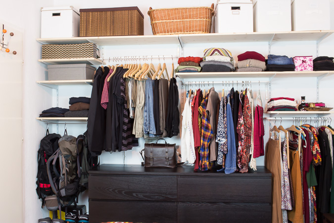 diy offenen kleiderschrank bauen green bird diy mode. Black Bedroom Furniture Sets. Home Design Ideas