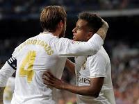 Rodrygo Doesn't Like the Real Madrid Legend