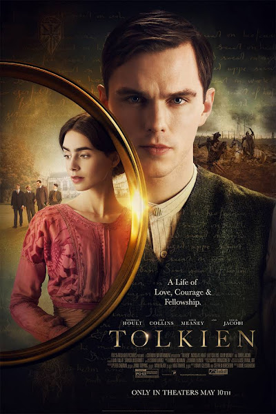 Poster of Tolkien (2019) Dual Audio [Hindi-DD5.1] 720p BluRay ESubs Download