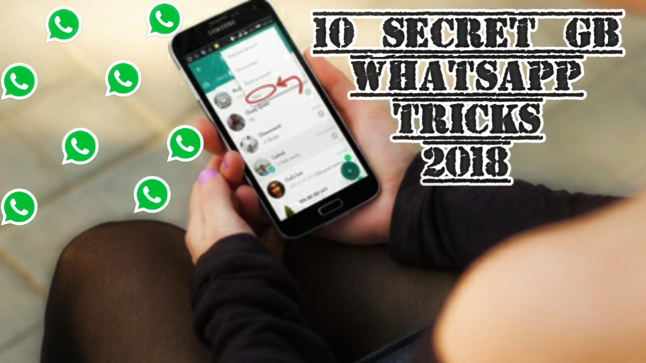 10 Secret GB WhatsApp Tricks You Should Try: WhatsApp Image