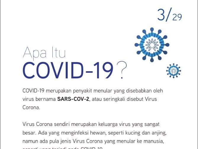 Download Buku Saku Desa Tangguh COVID-19