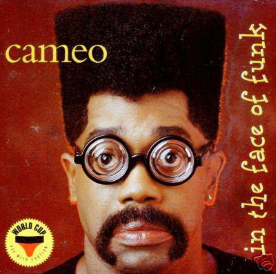 Cameo - In The Face Of Funk (1995) CD