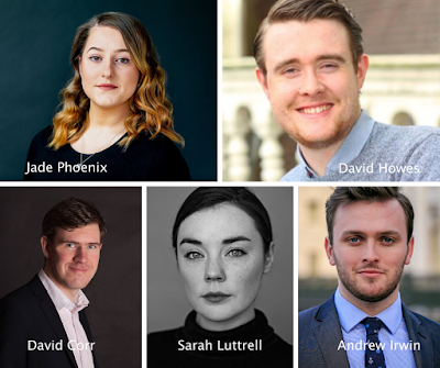Festival of Voice finalists, Belfast 2020
