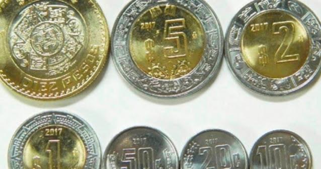 Estas monedas «raras» valen hasta 4 mil pesos, busca en tu casa, debes tener algunas y tú ni en cuenta que lo sabes