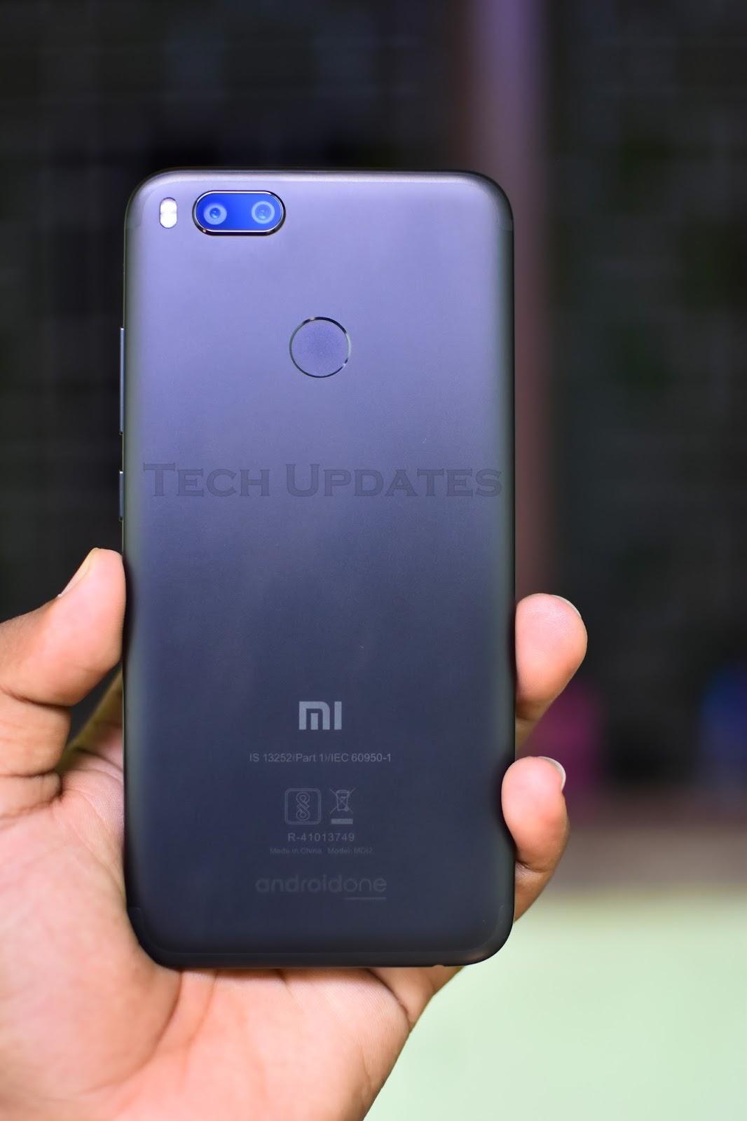 Xiaomi Mi A1 Review - Tech Updates