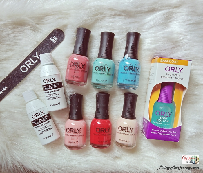 ORLY Color Pass Collection