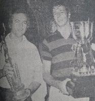 CR Flamengo Campeão do Torneio da Uva de 1975