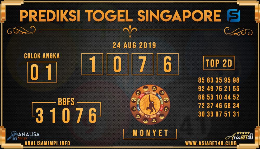 PREDIKSI TOGEL SINGAPORE ASIABET4D 24 AUG 2019
