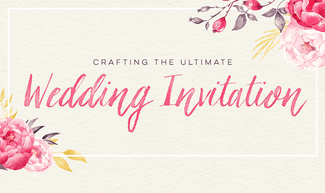 Crafting the Ultimate Wedding Invitation