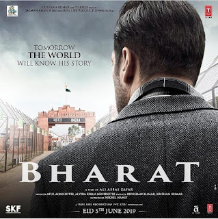 Salman Khan BHARAT has released Today