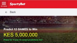 Explained in Details How To Win Jackpot In Sportybet Nigeria