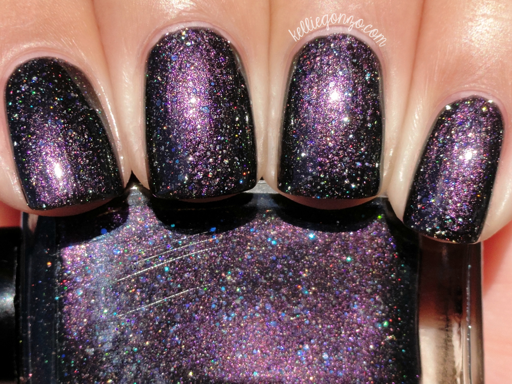 Shleee Polish Black Moon
