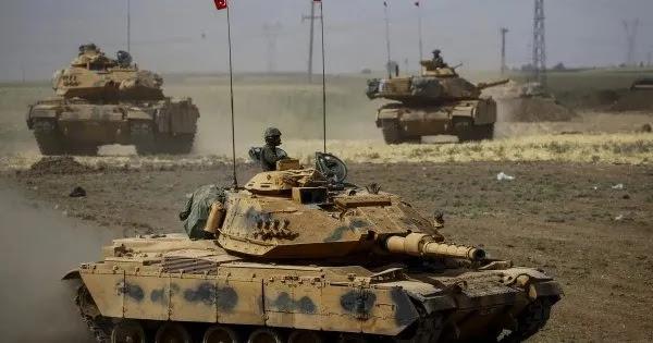 Tουρκικές στρατιωτικές δυνάμεις εισέβαλαν στο Βόρειο Ιράκ