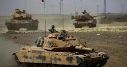 Το τουρκικό Γενικό Επιτελείο, μετά από ένα δεκαήμερο σφοδρών αεροπορικών βομβαρδισμών με τακτικά αεροσκάφη και UAV, έδωσε εντολή σε μεγάλους...