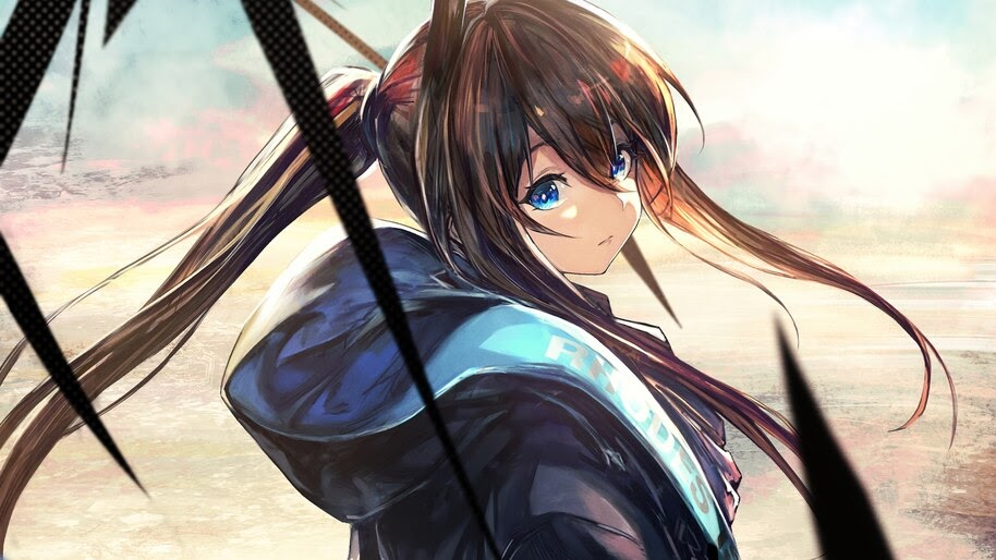 Amiya, Arknights, Anime, Girl, 4K, #6.1815