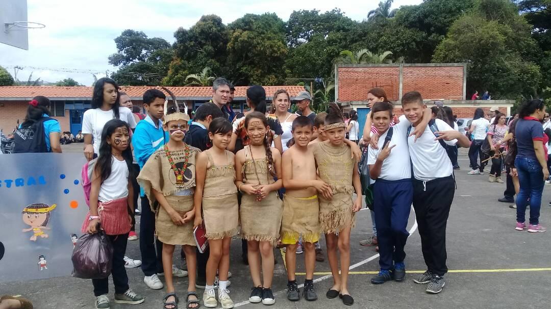 Gonzalera al Día: CAMINATA ANCESTRAL EN EL MARCO DEL ANIVERSARIO DE ...