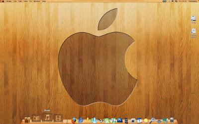 Wood OS X
