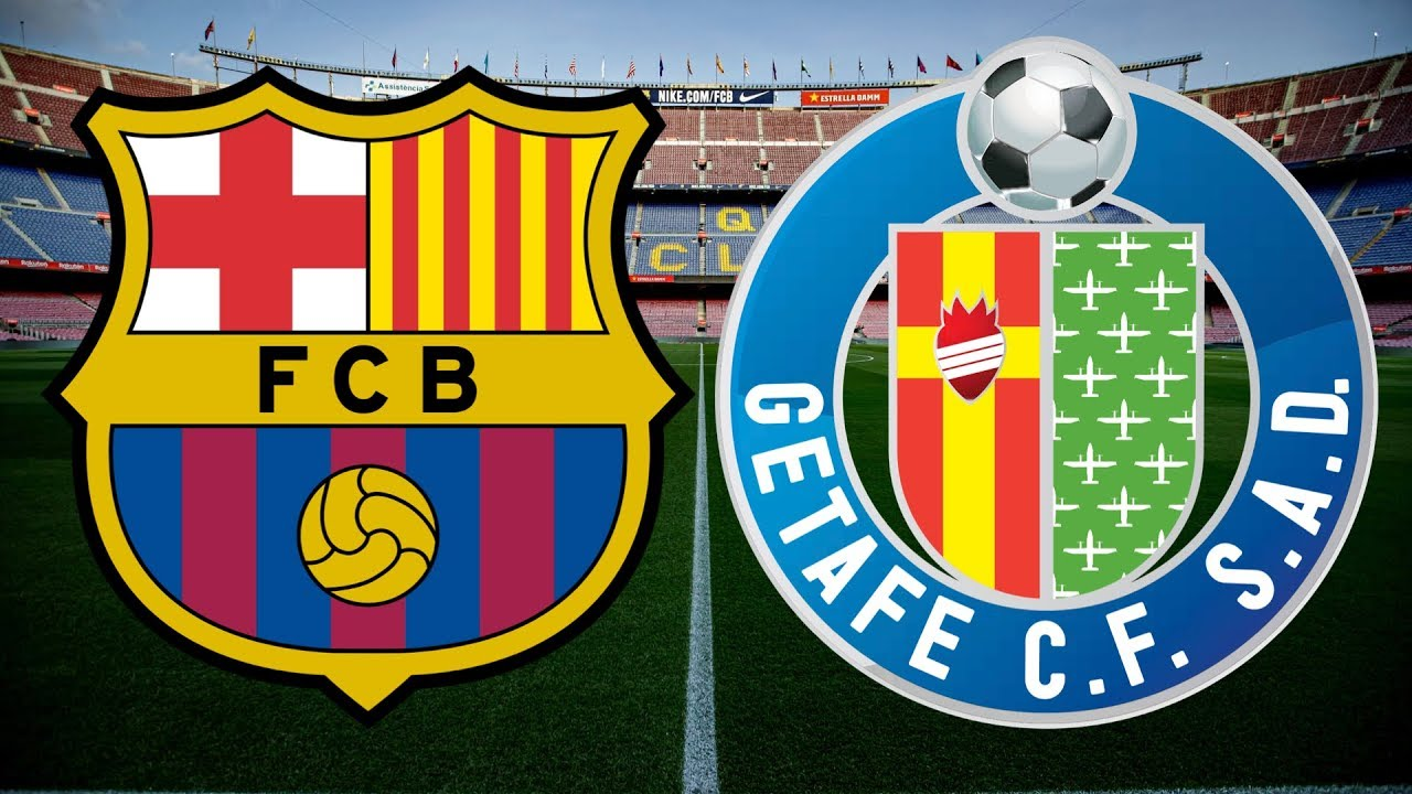 مشاهدة مباراة برشلونة وخيتافي