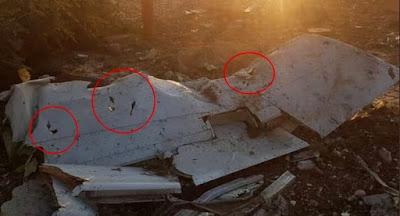 На думку експертів, авіалайнер МАУ було збито ракетою іранських ППО