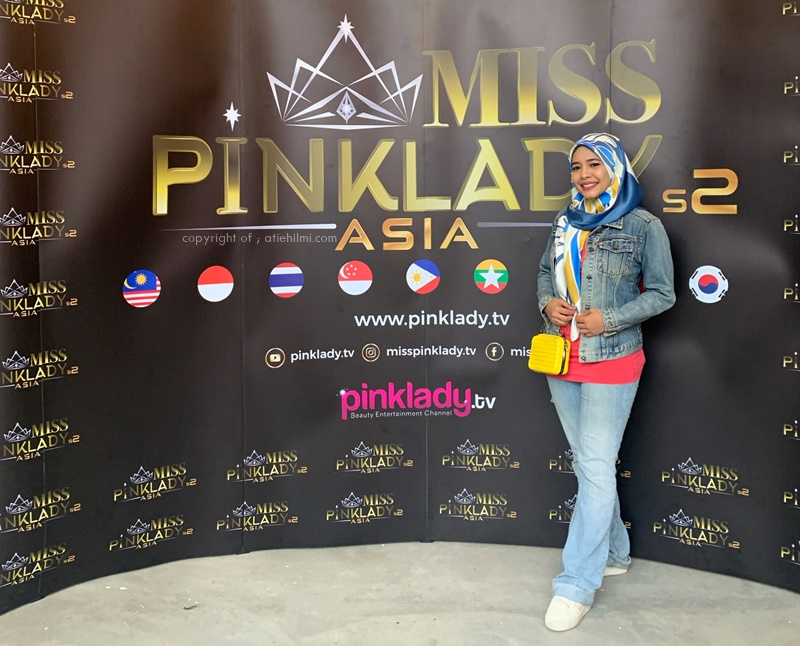 Pencarian Miss Pink Lady Asia 2020