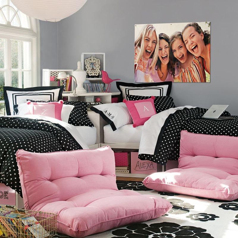 Assyams Info: Teen Bedroom Decorating|Bedroom Decor ... on Teenage Bed Ideas  id=29644