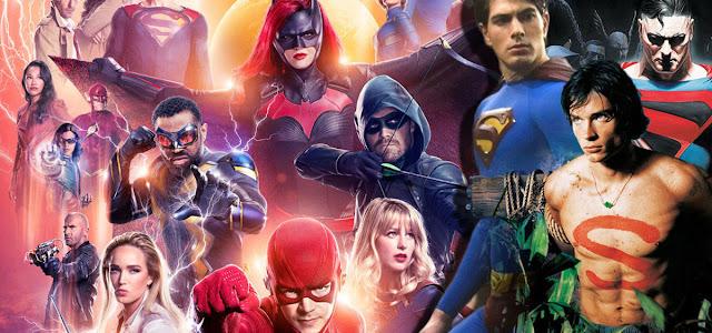 Heróis do Arrowverse não sabem que existe um Multiverso