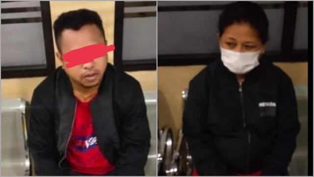 Tiduri Istri Orang, Oknum Polisi Diresnarkoba Polda Maluku Diamankan