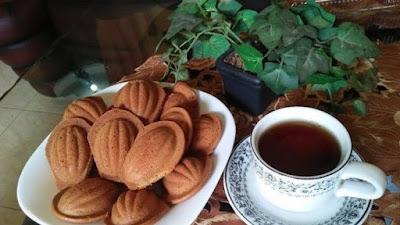 Intip Pembuatan Bolu Cukke, Cemilan Manis Andalan Orang Bugis